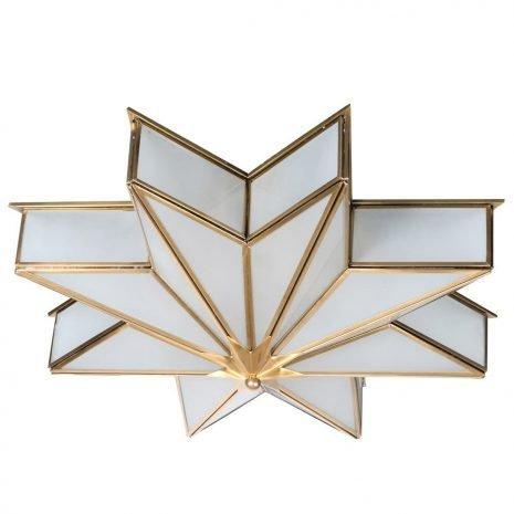 Quadrille Ceiling Light