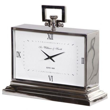 Renzo Mantel Clock