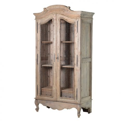 Barney Wired Armoire