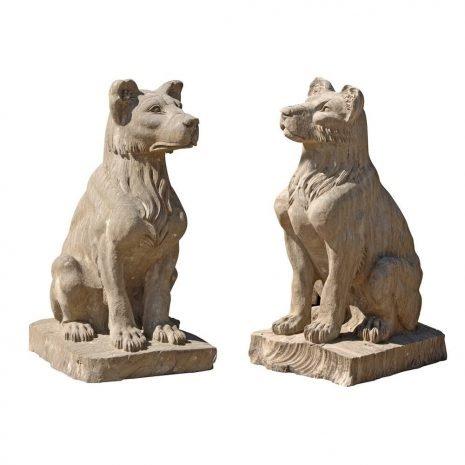 Fido Statues
