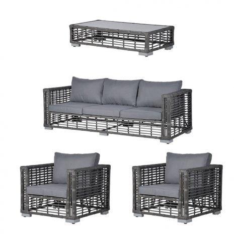 Bermuda Lounge Set