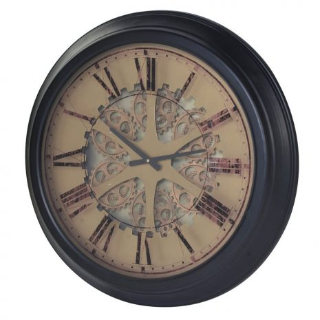 Gears and Mechanisms Clock