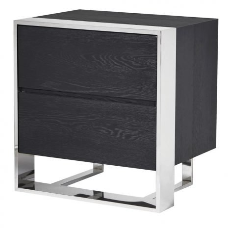 contemporary sidetable