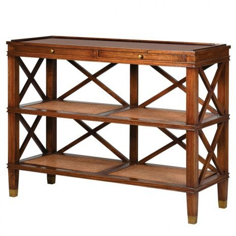 colonial style console