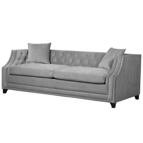 dove grey sofa bed