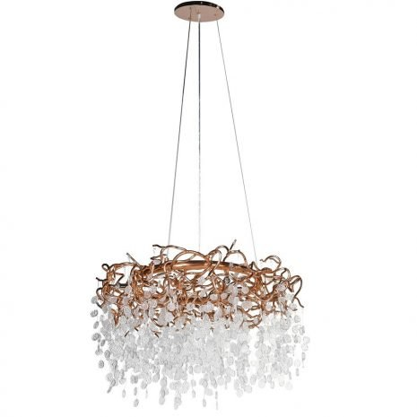 honesty branch chandelier