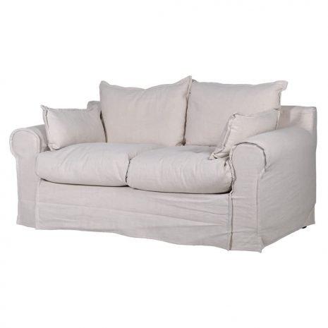 loose cover 2 seater sofa