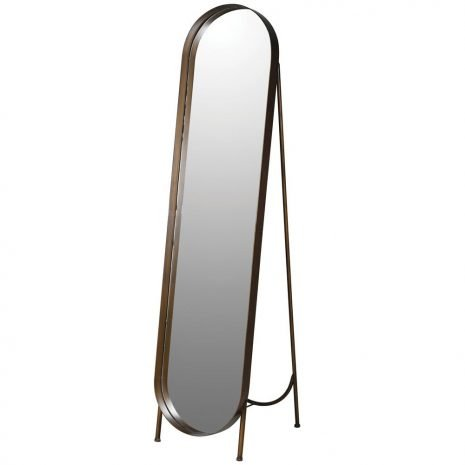oblong dress mirror