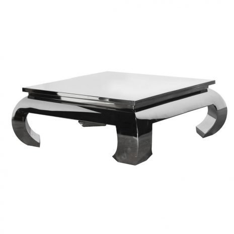 square ortane coffee table
