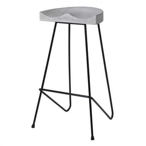 cement seat stool