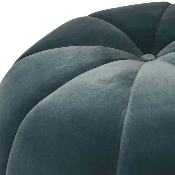 green pumpkin stool b